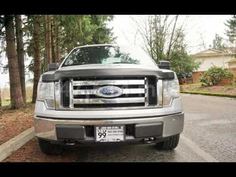 2009 Ford F-150 XLT 4X4 2 Owners Super Cab Brand New Tires for sale in Milwaukie, OR