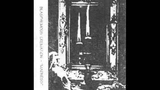 Blasphemous Cremation -  New God