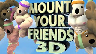 Nippel jetzt auch in 3D! 🎮 Mount your Friends 3D #1