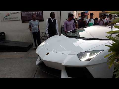 SANDALWOOD STAR DARSHAN | NEW CAR |...