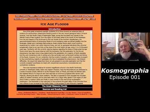 Cosmography/Catastrophism & Optimal Responses - Kosmographia001 The Randall Carlson Podcast  w/ Crew