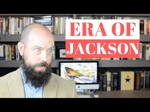 apush jacksonian era American history: a survey (brinkley), 13th edition chapter 9: jacksonian america multiple during the jacksonian era.