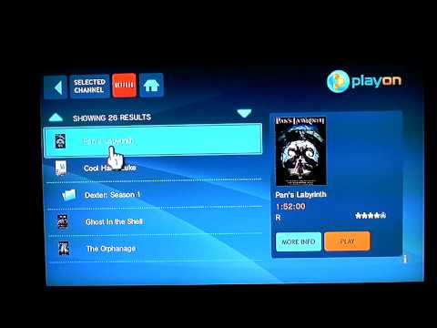 Watch Netflix, Hulu, and more on Nintendo Wii via PlayOn