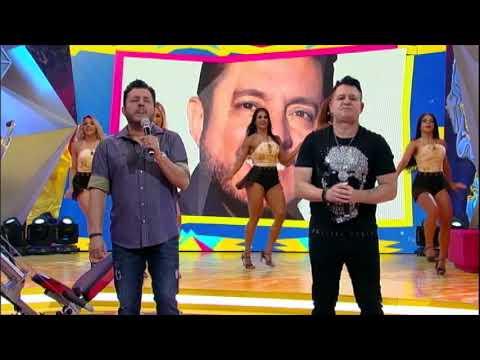 Bruno & Marrone cantam novo sucesso no palco do Legendários