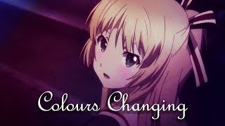 ISUCA [MINI AMV #11] Rare Colours Changing