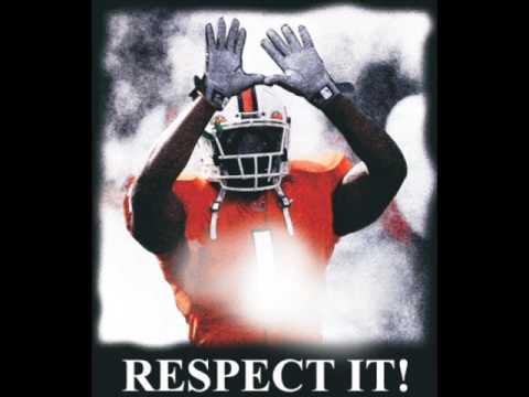 University of Miami football Rap