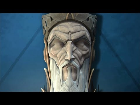 The Prophecy of the Chosen One in Star Wars The Clone Wars