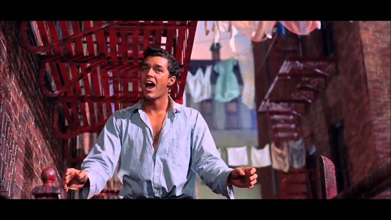 west side story is a romantic This classic romantic tragedy, directed by robert wise and jerome robbins and one of the greatest achievements in the history of movie musicals, features robbins' breath-taking choreography and a screenplay by ernest lehman based on the masterful book by arthur laurents.