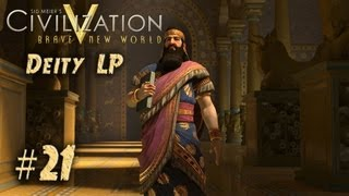 Civilization 5 Brave New World Deity Let