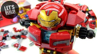 LEGO Avengers: The Hulkbuster Smash-Up 76104 - Let's Build!