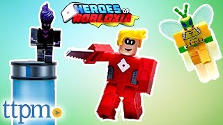Roblox Heroes of Robloxia Toy de Jazwares