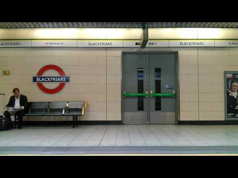 Full Journey on London Underground District line (S7 Stock) from Richmond to Upminster