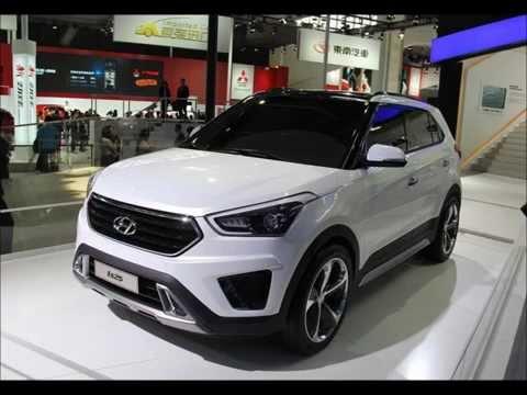 Обзор Hyundai Creta ix25