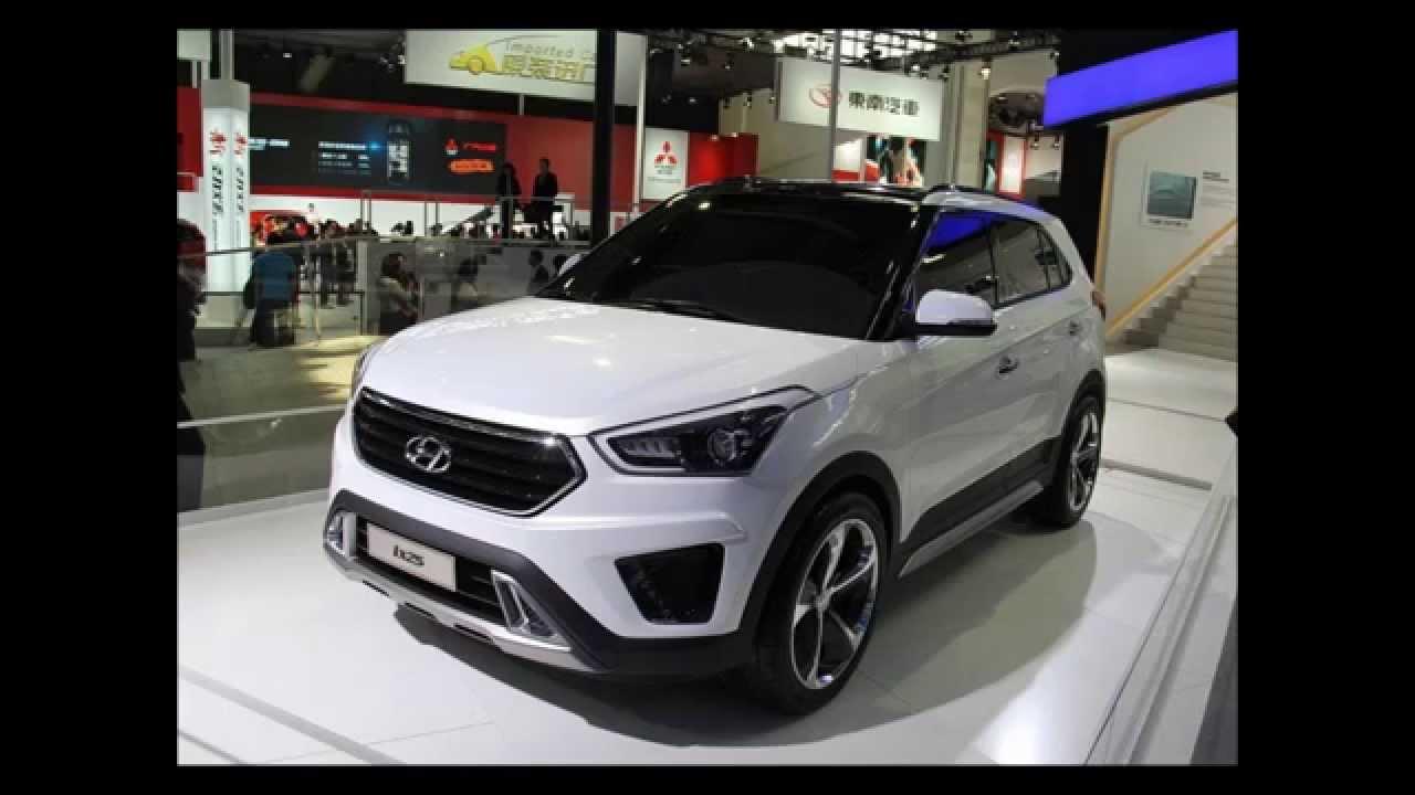 2016 Hyundai Creta (ix25). Базовая комплектация Хёндэ Крета. - YouTube