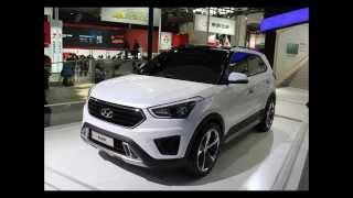 Обзор Hyundai Creta ix25 смотреть