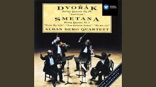 """String Quartet No. 1 in E Minor, """"From my life"""": I. Allegro vivo appassionato"""
