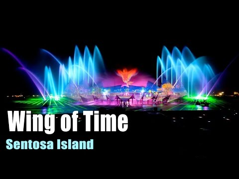 Sentosa Wings of Time - Singapore Part 2 | Travel Video Channel