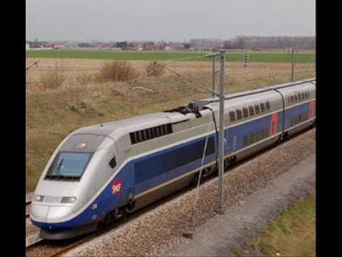 Marseille Paris en TGV - France Bienvenue