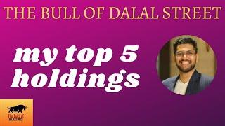 My Top 5 Stocks (हिन्दी)