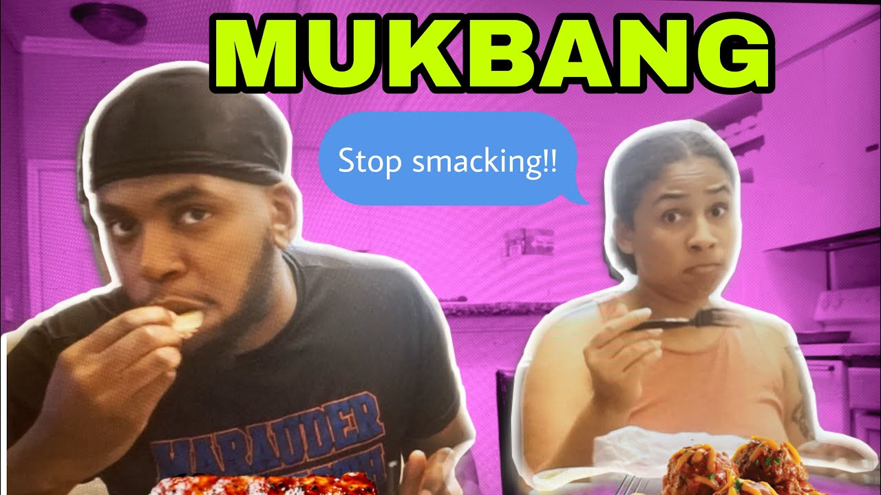 Updated Q&A/mukbang.....  /we got some juicy questions*