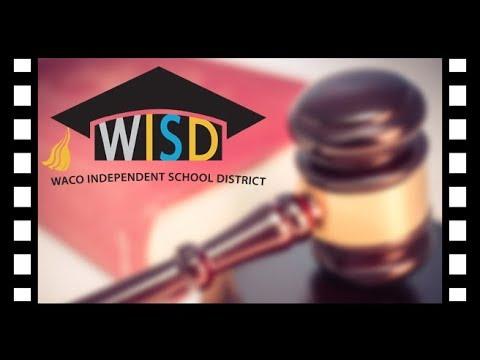 Waco ISD: Board of Trustees Meeting - October 19, 2017