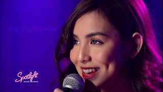 "Kyline Alcantara performs ""SUNDO"" 