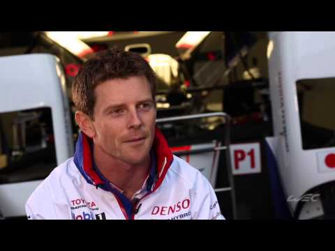 Anthony Davidson on Nürburgring
