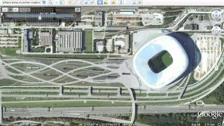 Google Earth 5.0 - Historical Imagery Feature thumbnail