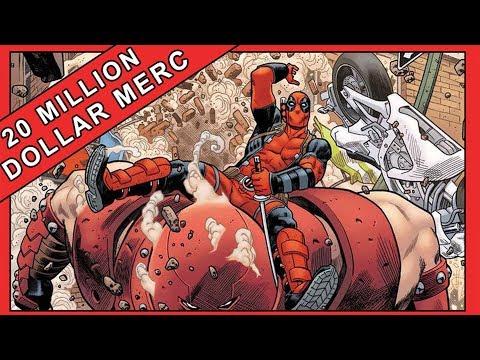 20 Million Dollar Merc | Despicable Deadpool #298