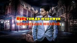 Алмаз Шаадаев - Кулуп койчу айдай Караоке