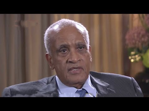 Exclusive interview with Dr. Salim Ahmed Salim, Tanzania's former prime minister