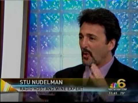 Stu on NBC South Florida Today Show