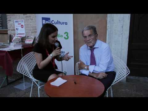 Prof. Romano Prodi- Intervista Passaggi Festival 2017