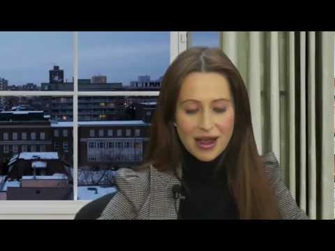 Jessica Mulroney interview with Shannon Skinner on ExtraordinarWomenTV.com