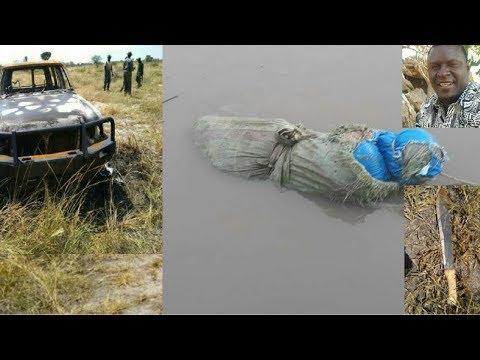 GLOBAL HABARI: RPC Azungumzia Sakata la Mwili Uliookotwa Mtoni!