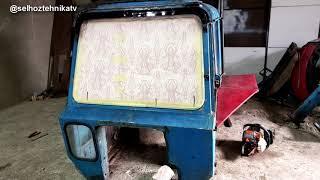 Из Т-40 в МТЗ-80 | Ремонтные работы по трактору МТЗ