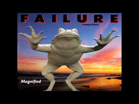 Failure - Magnified (Full Album)