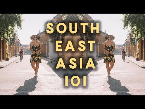 Backpacking Southeast Asia 101    Top 10 Tips    Bonjour Coley