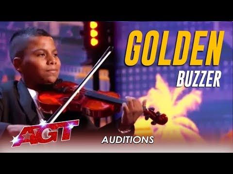 Download Tyler Butler-Figueroa: THE MOST INSPIRING CHILD AUDITION EVER!!! | America's Got Talent 2019