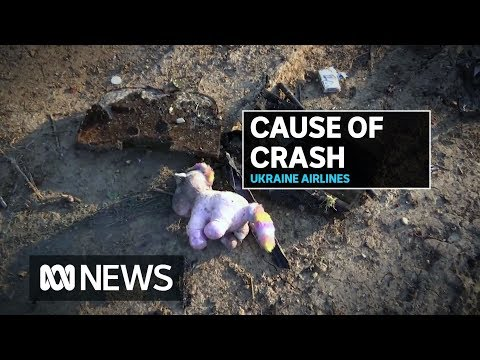 Authorities Begin Questions On Ukraine Airlines Crash In Iran | ABC News
