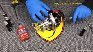 TUTO montage moteur Zenoah GT (jusqu'à XR3R-16) et F1 GENIUS 1/5