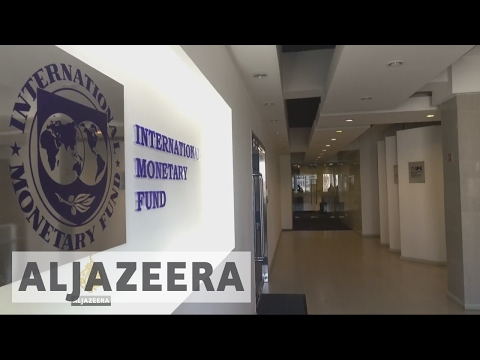 Mongolia government seeks IMF financial support