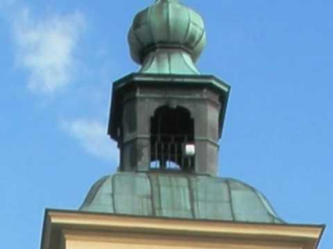 Evangelický Kostel v Komorní Lhotka, Czech Republic