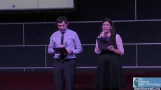 Рождественский концерт. Богослужение в церкви