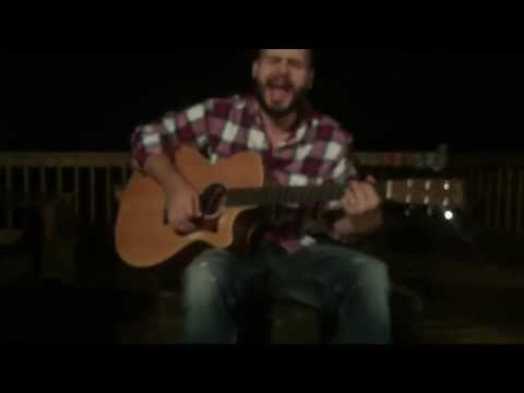"""Down Here"" (Turnpike Troubadours Cover) - By Jason Springs"