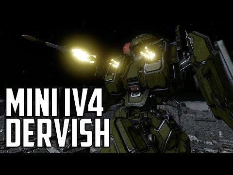 Mech Build - The Miniature IV4 Dervish