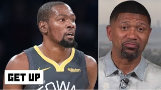 Download The Knicks should 'sign KD at all costs' – Jalen Rose | Get Up Mp3 and Videos