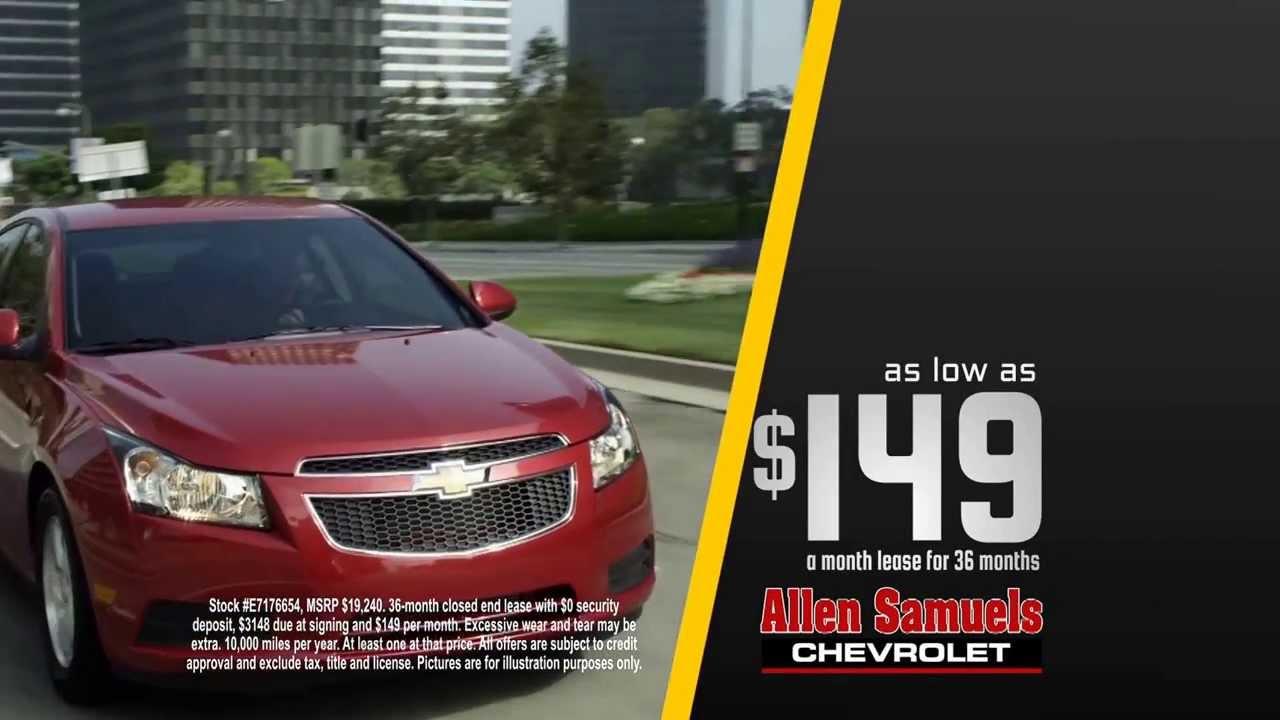 Allen Samuels Chevrolet Waco >> Pick A Chevrolet At Allen Samuels Chevrolet Waco Texas