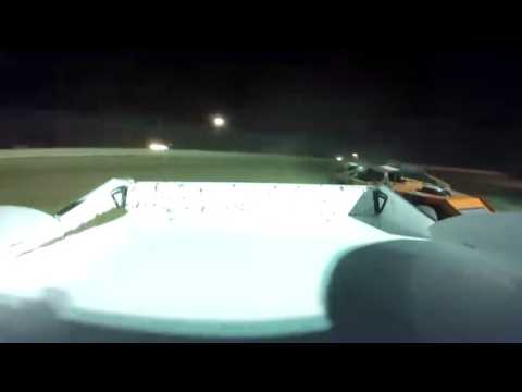 9 3 16 E Mods at Deerfield Raceway heat race with Go Pro on rear of car