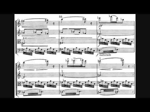 """Leoš Janáček - String Quartet No. 2 """"Intimate Letters"""""""